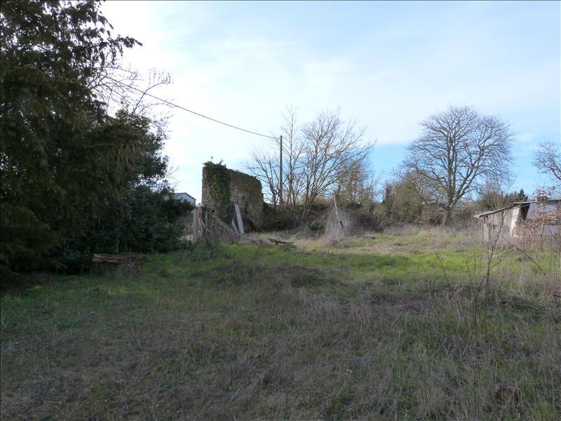 Vente terrain Messais 14500€ - Photo 2