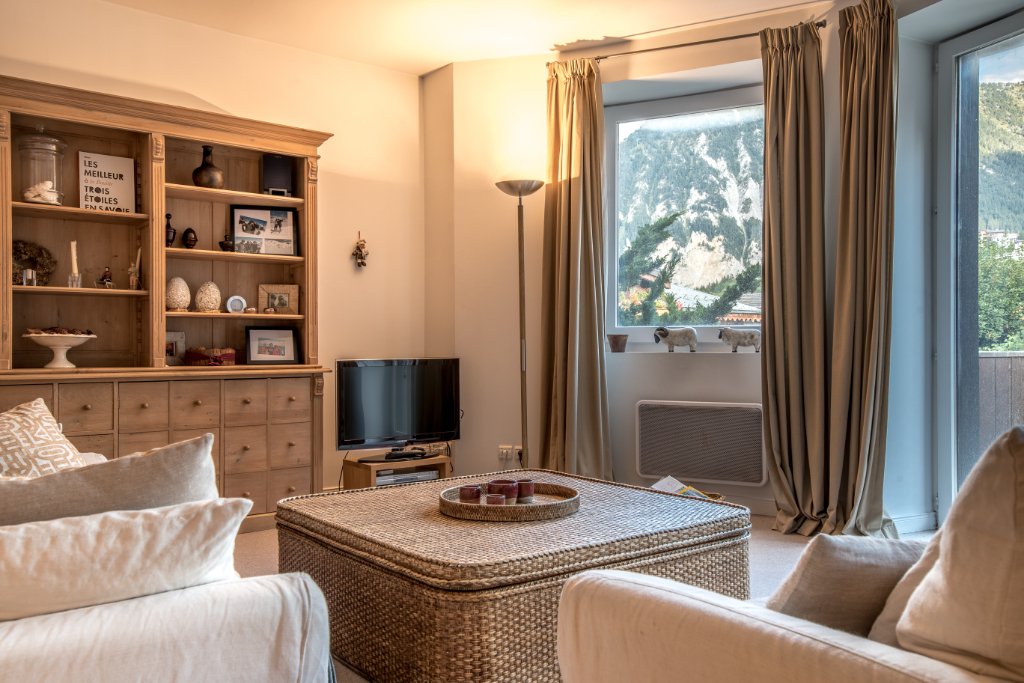 Superb 3 bedroom apartment at the slope's edge in Courchevel Village Accommodation in Courchevel