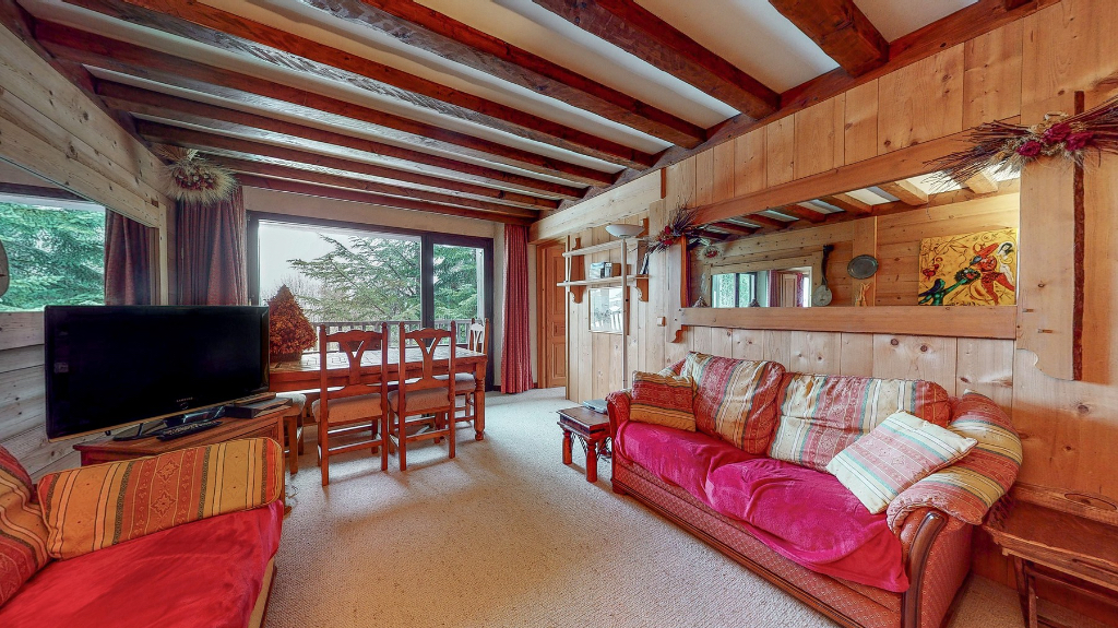 Apartment - close to the slopes - Megève - 3 rooms - 76 m2 Accommodation in Megeve