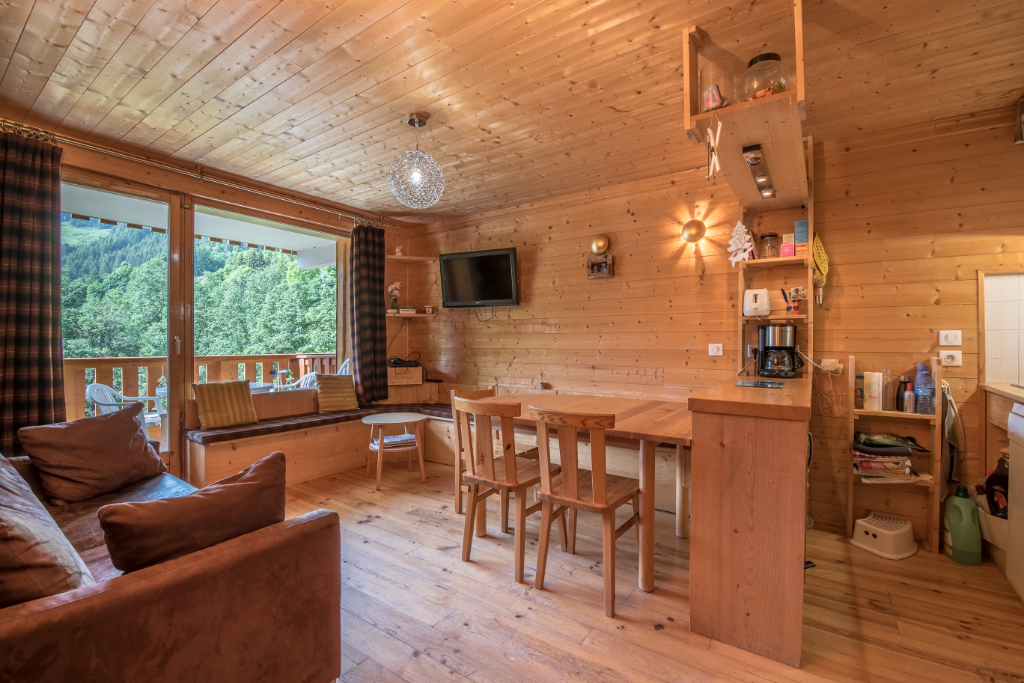 Ideally located in the resort center Accommodation in Meribel