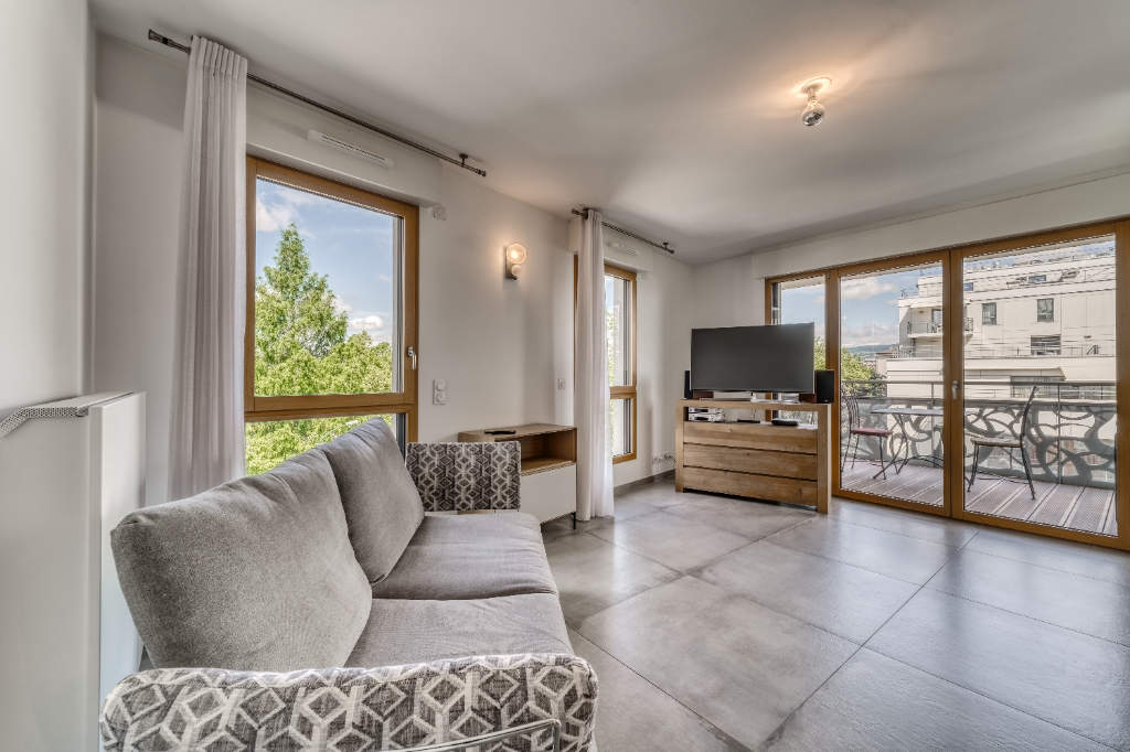 T3 68 sqm with terrace, in the heart of Annecy Accommodation in Annecy