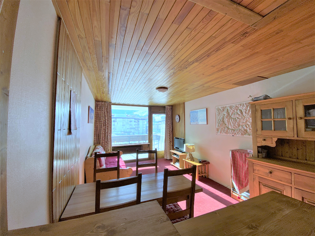 2 rooms appartement 40sqm in Tignes le Lavachet with parking Accommodation in Tignes