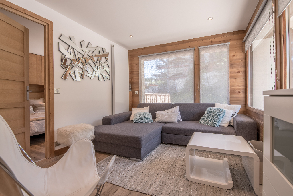 Exclusivity: superb renovated apartment - 3 bedrooms - in the heart of Courchevel 1850 Accommodation in Courchevel