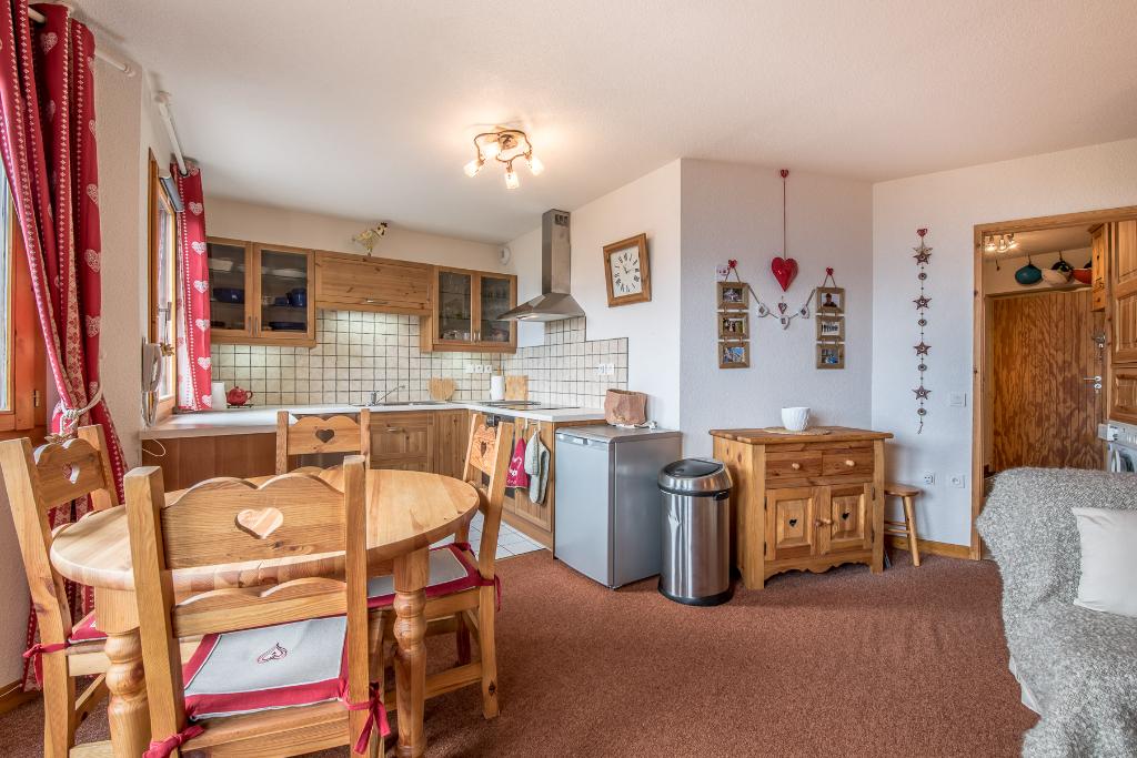 In exclusivity 1 bedroom apartment in Courchevel La Tania Accommodation in La Tania