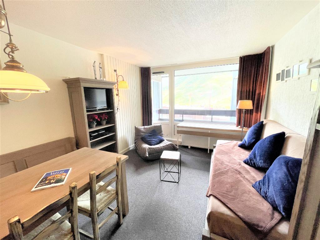 2 rooms apartement -35 sqm - Tignes Val Claret Accommodation in Tignes