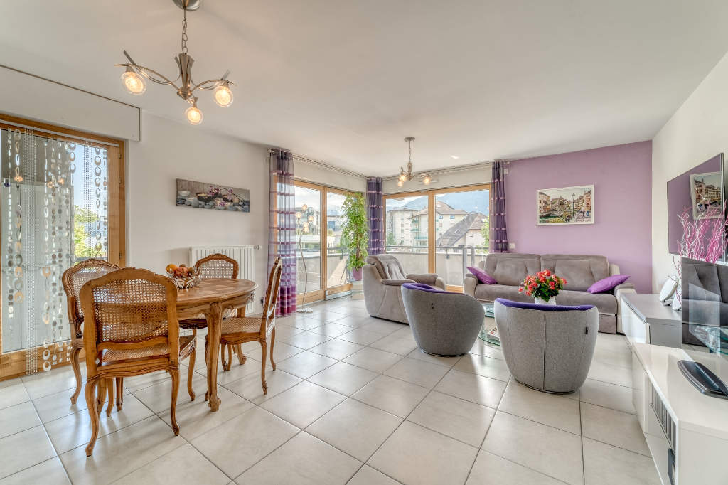 ANNECY - T3 in luxury condominium Accommodation in Annecy