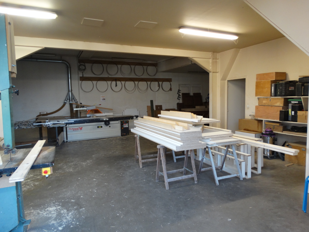 Photo Local commercial - Bosc le Hard - 786 m² image 4/6