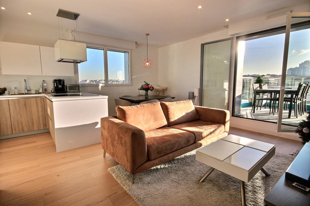 Vente Appartement de 3 pièces 66 m² - ISSY LES MOULINEAUX 92130   AVL IMMOBILIER LAUMIERE - AR photo1