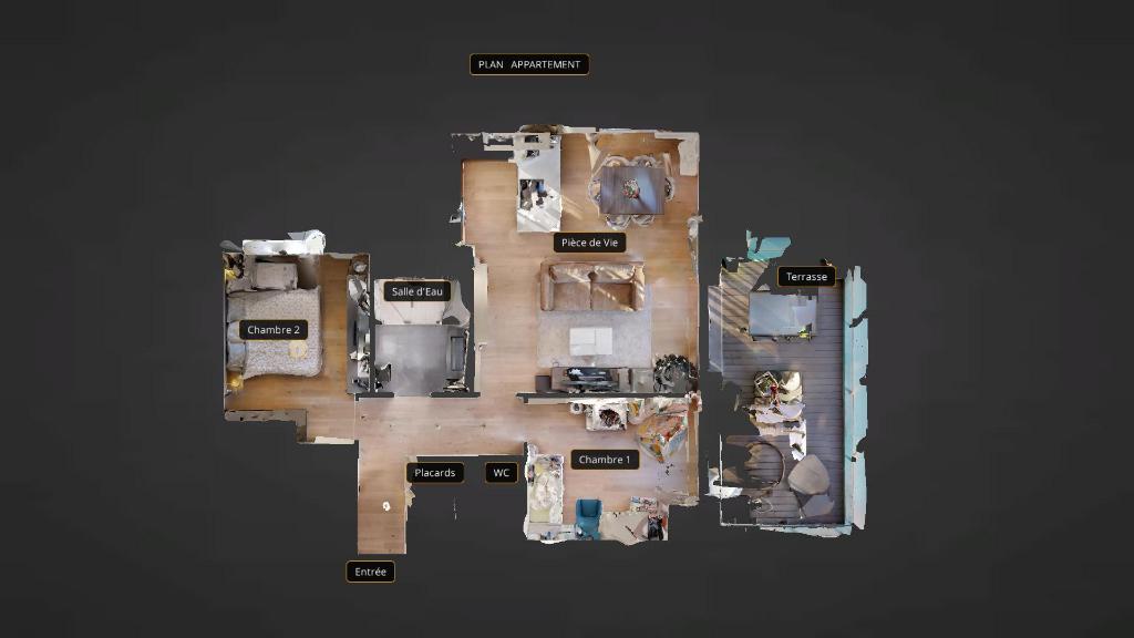 Vente Appartement de 3 pièces 66 m² - ISSY LES MOULINEAUX 92130   AVL IMMOBILIER LAUMIERE - AR photo3