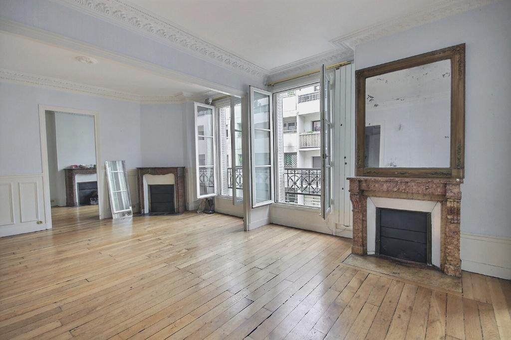 Vente Appartement de 4 pièces 61 m² - PARIS 75019 | AVL IMMOBILIER LAUMIERE - AR photo1