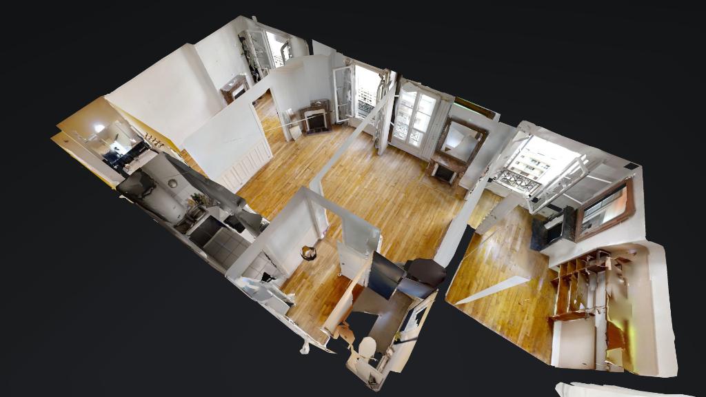 Vente Appartement de 4 pièces 61 m² - PARIS 75019 | AVL IMMOBILIER LAUMIERE - AR photo9