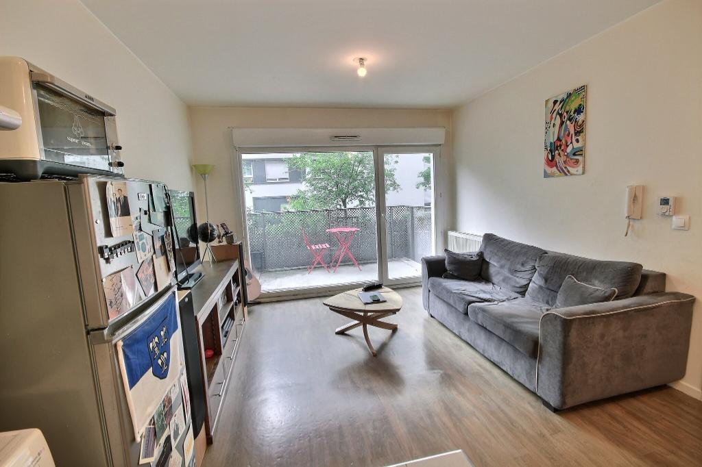 Vente Appartement de 2 pièces 35 m² - PANTIN 93500 | AVL IMMOBILIER HOCHE - AR photo2