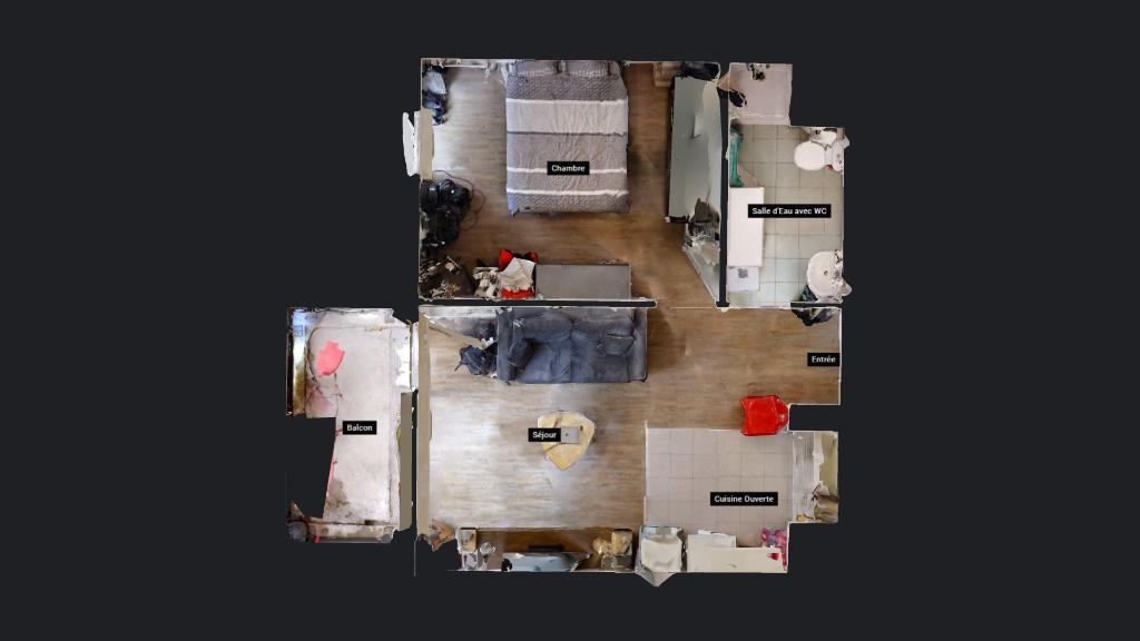 Vente Appartement de 2 pièces 35 m² - PANTIN 93500 | AVL IMMOBILIER HOCHE - AR photo3