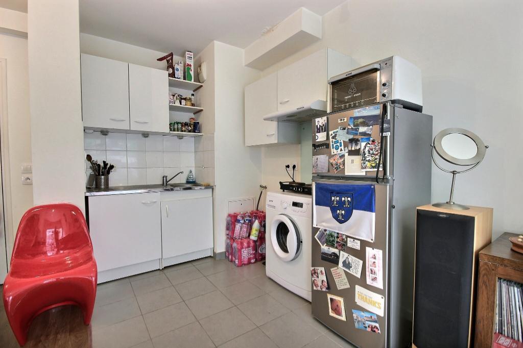Vente Appartement de 2 pièces 35 m² - PANTIN 93500 | AVL IMMOBILIER HOCHE - AR photo4