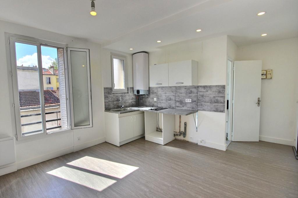 Vente Appartement de 2 pièces 31 m² - PANTIN 93500 | AVL IMMOBILIER HOCHE - AR photo1