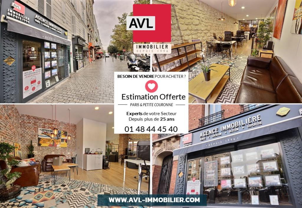 Vente Appartement de 2 pièces 31 m² - PANTIN 93500 | AVL IMMOBILIER HOCHE - AR photo5