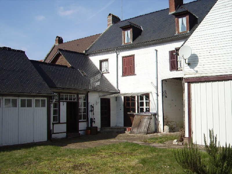 Vente maison breteuil 60120 sur le partenaire for Piscine breteuil