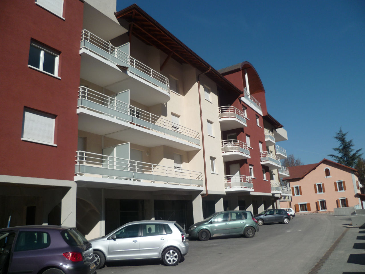 Location appartement ETREMBIERES