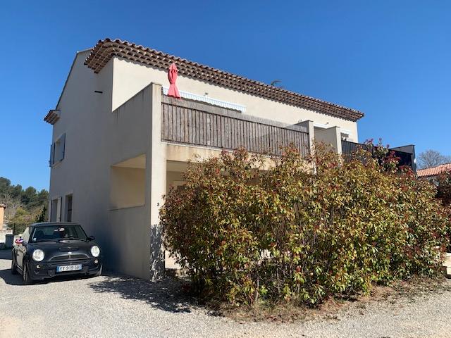Rental apartment Cabries 900€ CC - Picture 1
