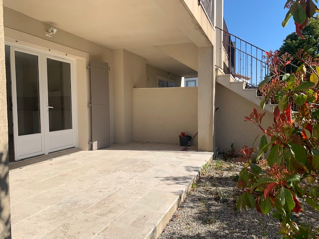 Rental apartment Cabries 900€ CC - Picture 3