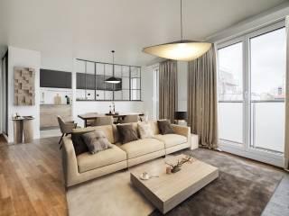 Vente Appartement de 4 pièces 109 m² - ENGHIEN LES BAINS 95880   PIERRE INVEST - AR photo1