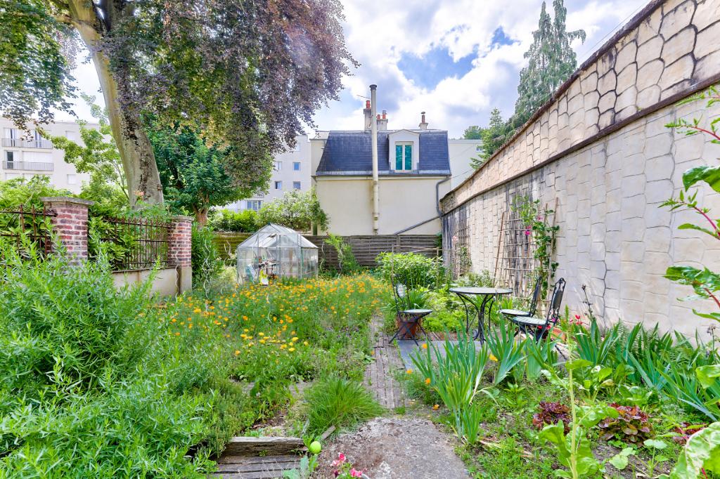 Vente Maison de 11 pièces 369 m² - CLAMART 92140   RIVE OUEST IMMOBILIER - CLAMART MAIRIE - AR photo1