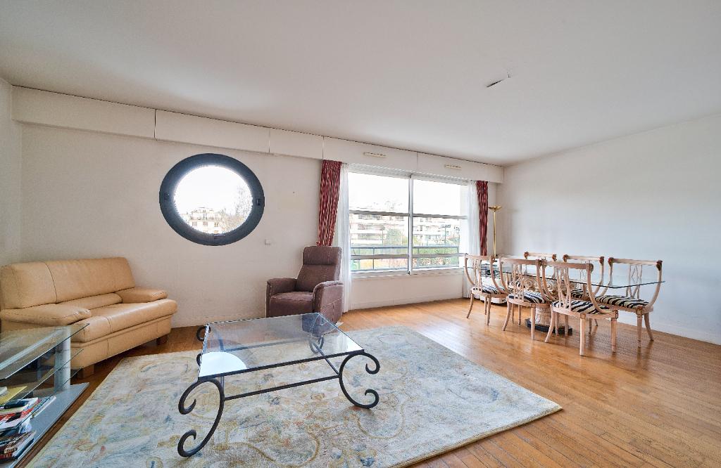 Vente Appartement de 4 pièces 106 m² - BOULOGNE BILLANCOURT 92100 | RIVE OUEST IMMOBILIER - BOULOGNE BILLANCOURT - AR photo2