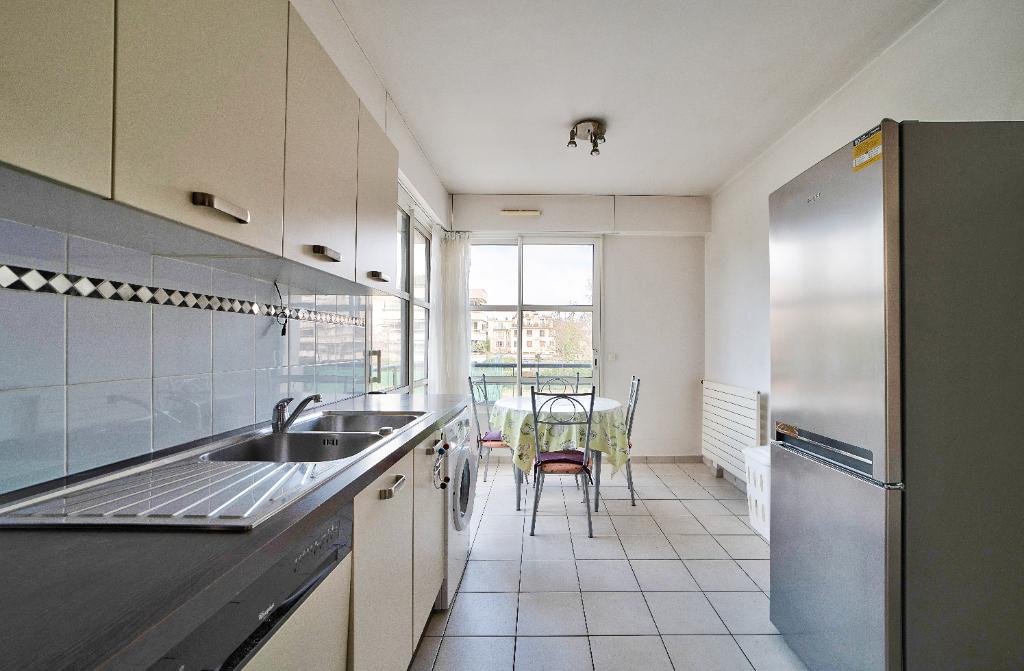 Vente Appartement de 4 pièces 106 m² - BOULOGNE BILLANCOURT 92100 | RIVE OUEST IMMOBILIER - BOULOGNE BILLANCOURT - AR photo6