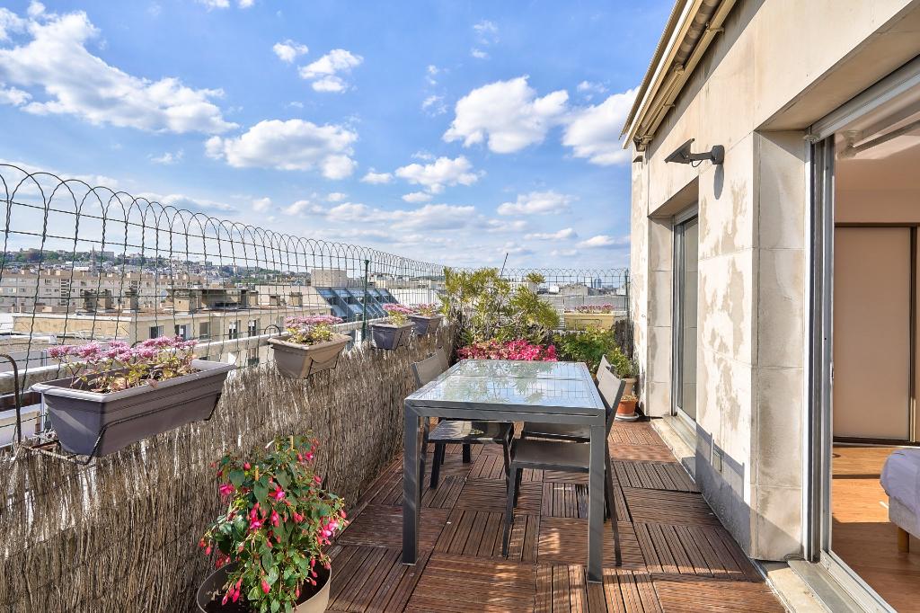 Vente Appartement de 5 pièces 110 m² - BOULOGNE BILLANCOURT 92100 | RIVE OUEST IMMOBILIER - BOULOGNE BILLANCOURT - AR photo1