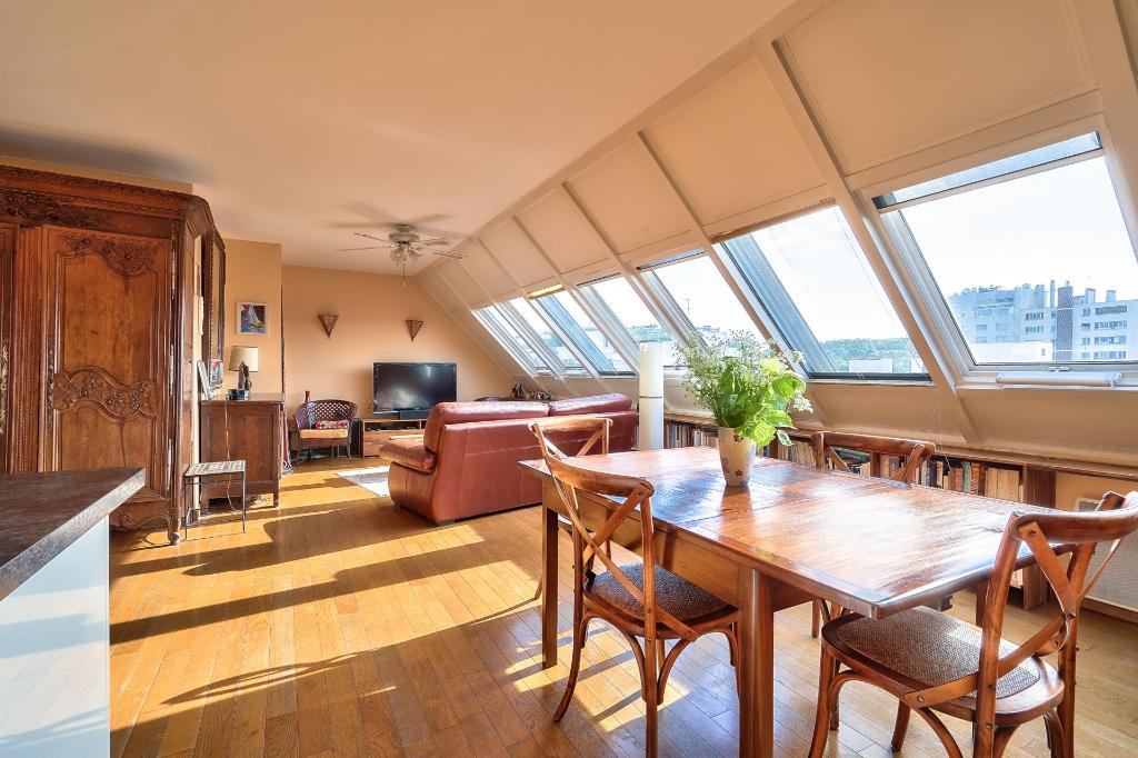 Vente Appartement de 5 pièces 110 m² - BOULOGNE BILLANCOURT 92100 | RIVE OUEST IMMOBILIER - BOULOGNE BILLANCOURT - AR photo3