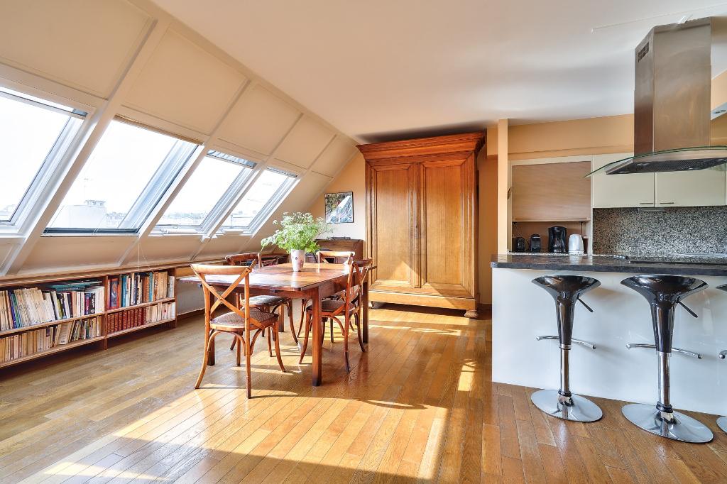 Vente Appartement de 5 pièces 110 m² - BOULOGNE BILLANCOURT 92100 | RIVE OUEST IMMOBILIER - BOULOGNE BILLANCOURT - AR photo4