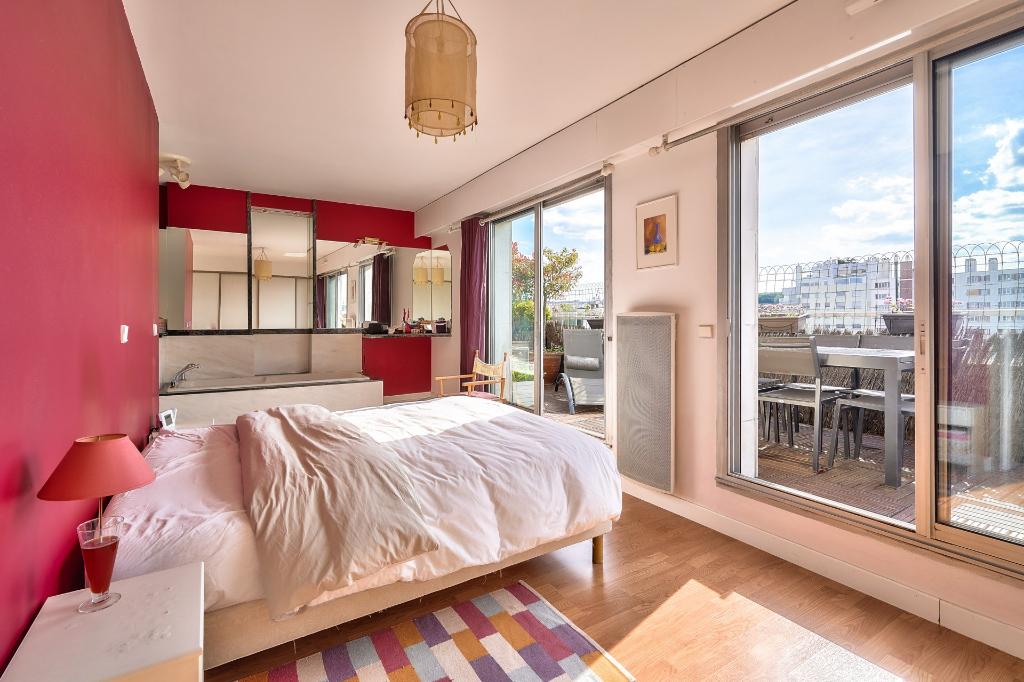 Vente Appartement de 5 pièces 110 m² - BOULOGNE BILLANCOURT 92100 | RIVE OUEST IMMOBILIER - BOULOGNE BILLANCOURT - AR photo5