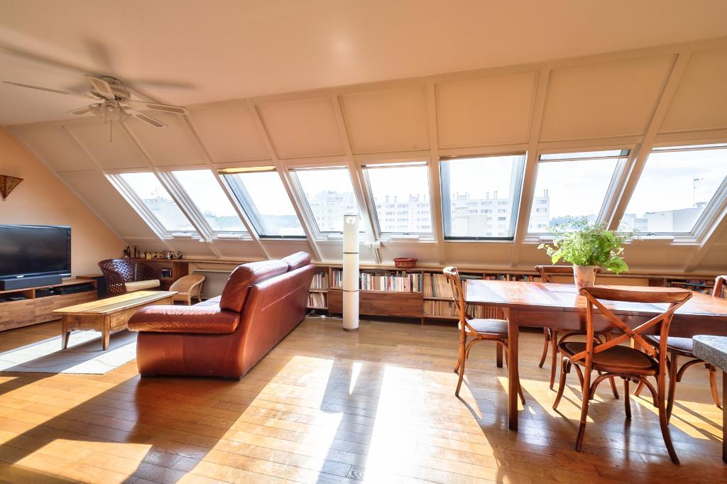 Vente Appartement de 5 pièces 110 m² - BOULOGNE BILLANCOURT 92100 | RIVE OUEST IMMOBILIER - BOULOGNE BILLANCOURT - AR photo6