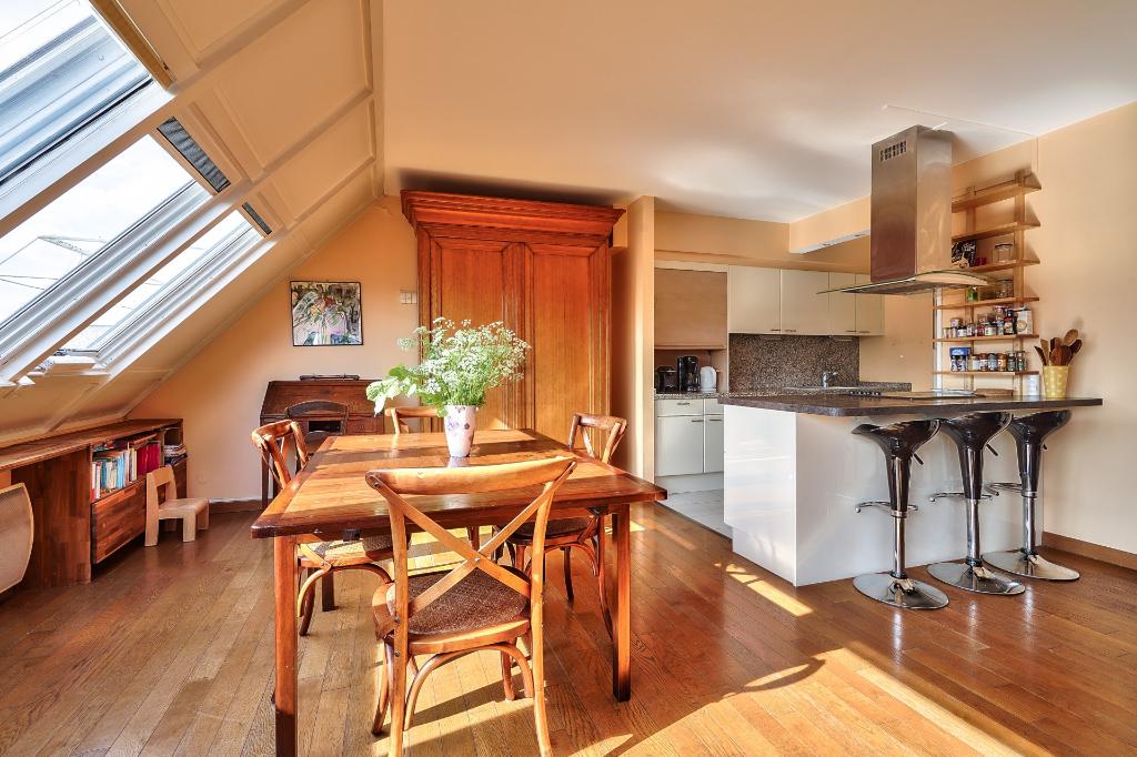 Vente Appartement de 5 pièces 110 m² - BOULOGNE BILLANCOURT 92100 | RIVE OUEST IMMOBILIER - BOULOGNE BILLANCOURT - AR photo9