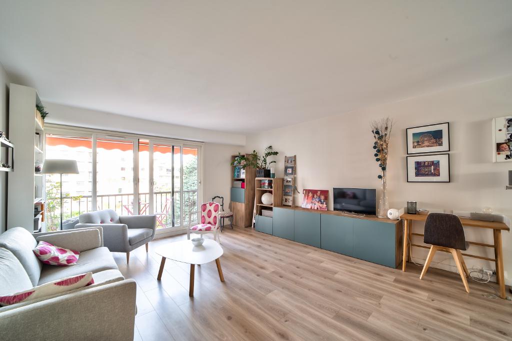 Vente Appartement de 3 pièces 70 m² - BOULOGNE BILLANCOURT 92100 | RIVE OUEST IMMOBILIER - BOULOGNE BILLANCOURT - AR photo2