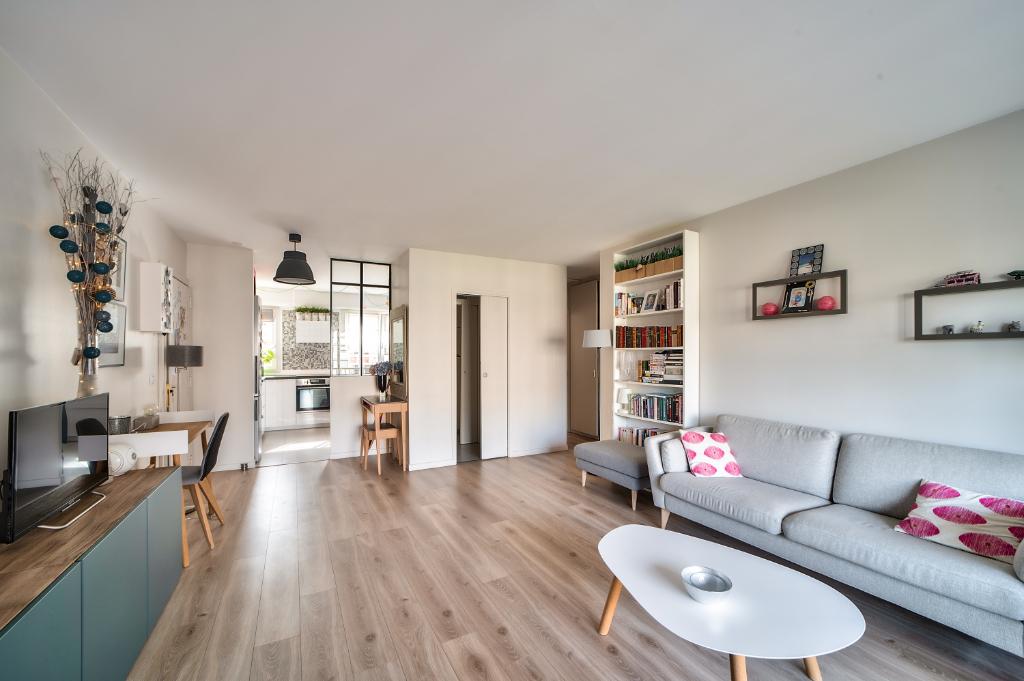 Vente Appartement de 3 pièces 70 m² - BOULOGNE BILLANCOURT 92100 | RIVE OUEST IMMOBILIER - BOULOGNE BILLANCOURT - AR photo3