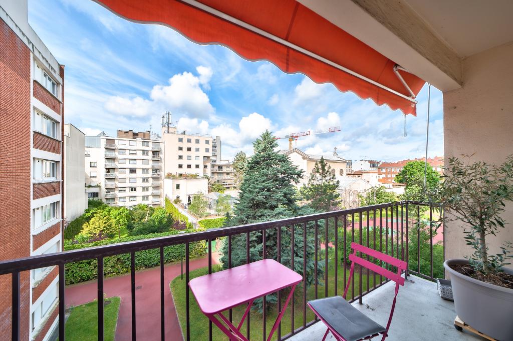 Vente Appartement de 3 pièces 70 m² - BOULOGNE BILLANCOURT 92100 | RIVE OUEST IMMOBILIER - BOULOGNE BILLANCOURT - AR photo11