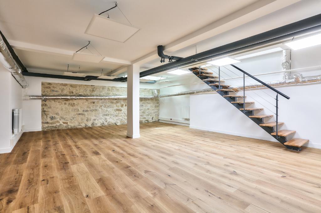 Vente Local de 110 m² - PARIS 75003 | RIVE OUEST IMMOBILIER - AR photo3