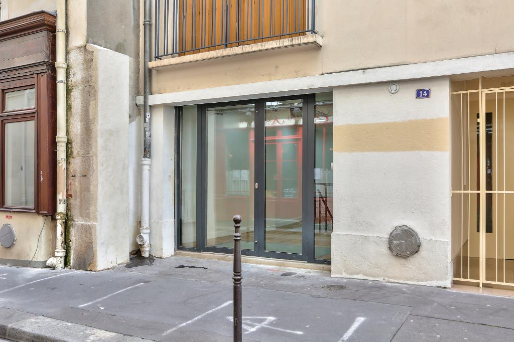 Vente Local de 110 m² - PARIS 75003 | RIVE OUEST IMMOBILIER - AR photo9