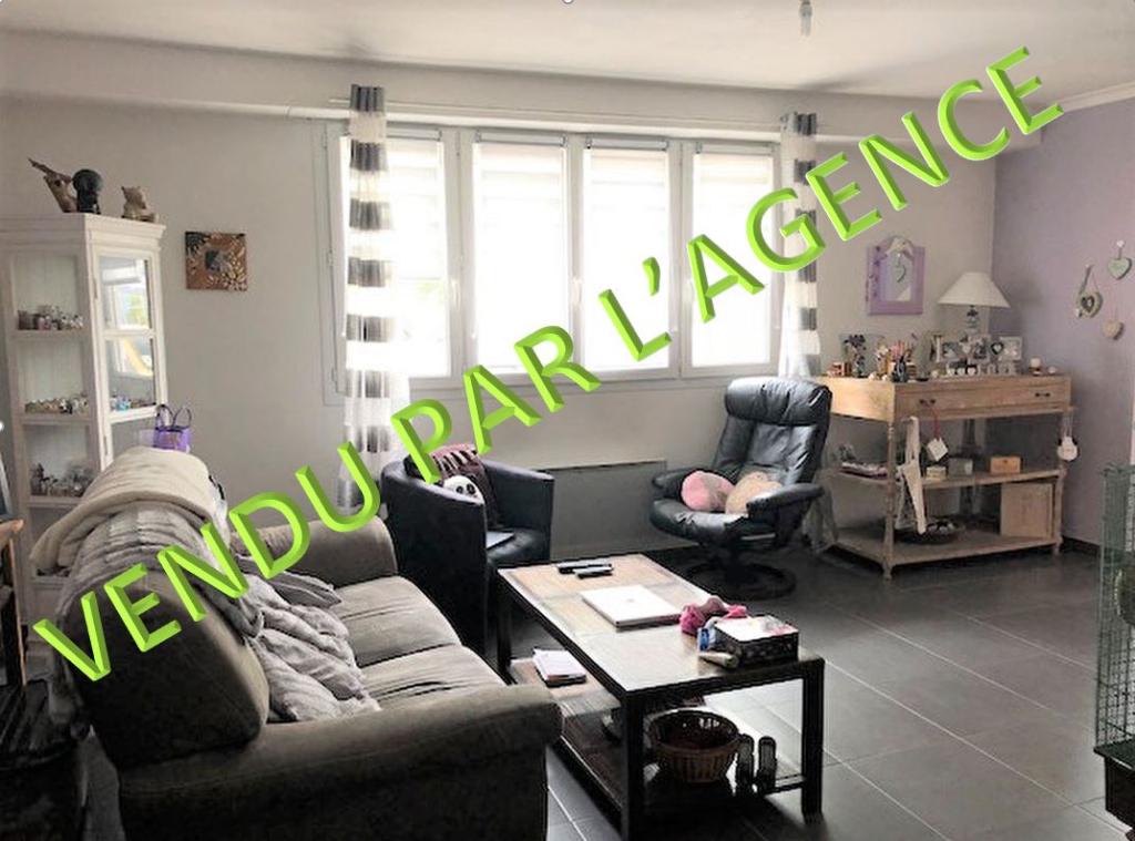 Appartement Saint Nazaire 3 pièce(s) 68.98 m2