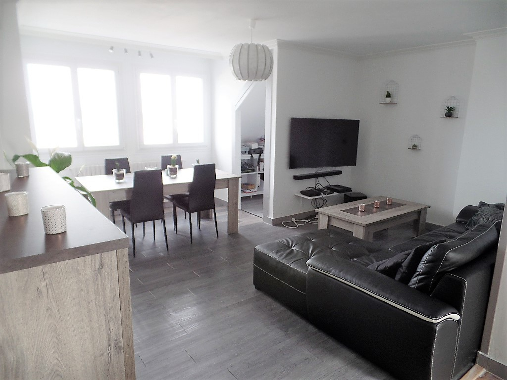 Appartement Saint Nazaire 3 pièce(s) 72.6 m2