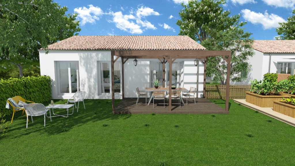 Maison La Tremblade 4 pièce(s) 83.70 m2