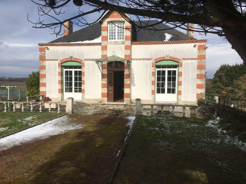 Annonce vente maison nieuil l 39 espoir 86340 136 m 227 for Vente maison l