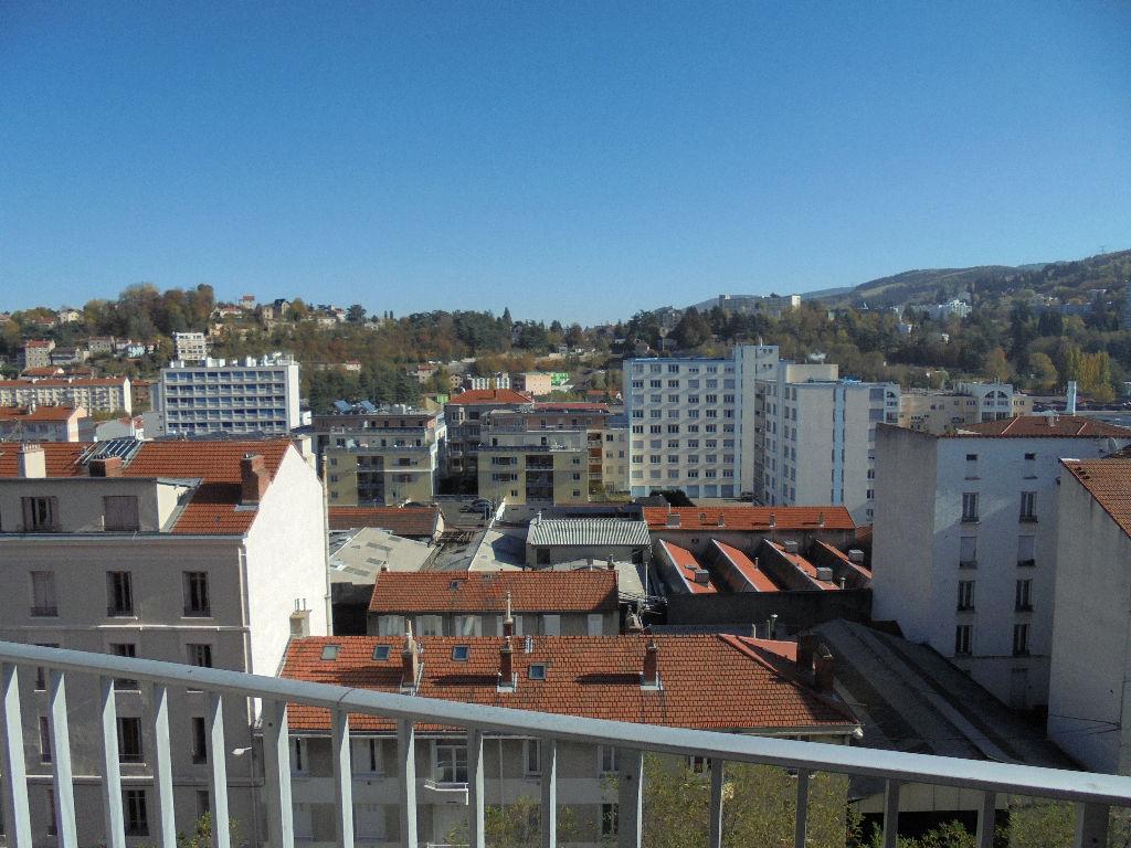 Annonce vente appartement saint etienne 42100 68 m for Location appartement atypique saint etienne