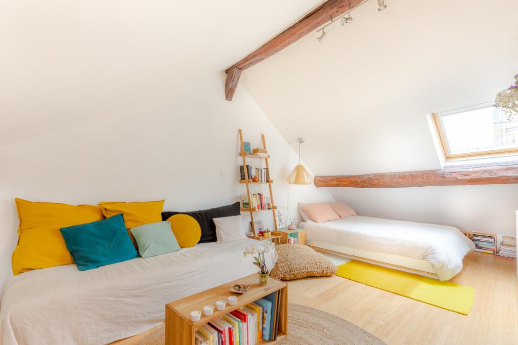 Vente Appartement de 1 pièces 24 m² - PARIS 75018   ACOPA IMMOBILIERE - ORDENER - AR photo5