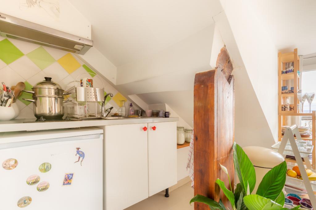 Vente Appartement de 1 pièces 24 m² - PARIS 75018   ACOPA IMMOBILIERE - ORDENER - AR photo6