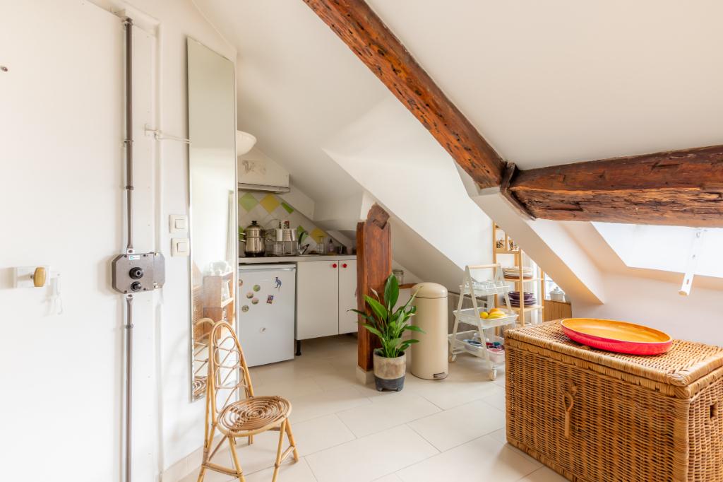 Vente Appartement de 1 pièces 24 m² - PARIS 75018   ACOPA IMMOBILIERE - ORDENER - AR photo8