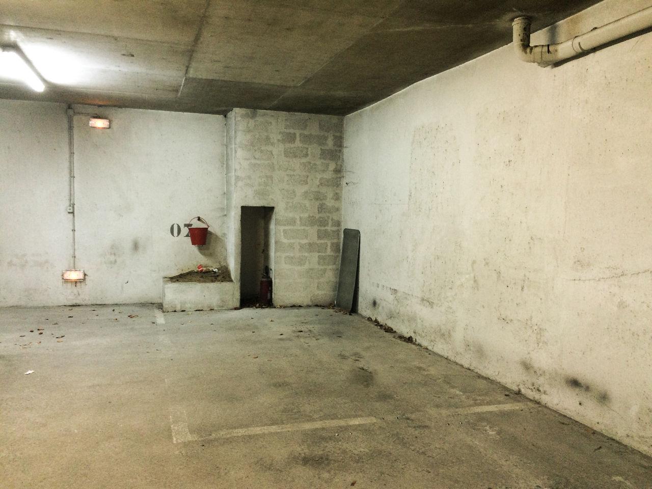 Vente garage parking paris popincourt 11e arrondissement for Garage mercedes paris 17 rue cardinet