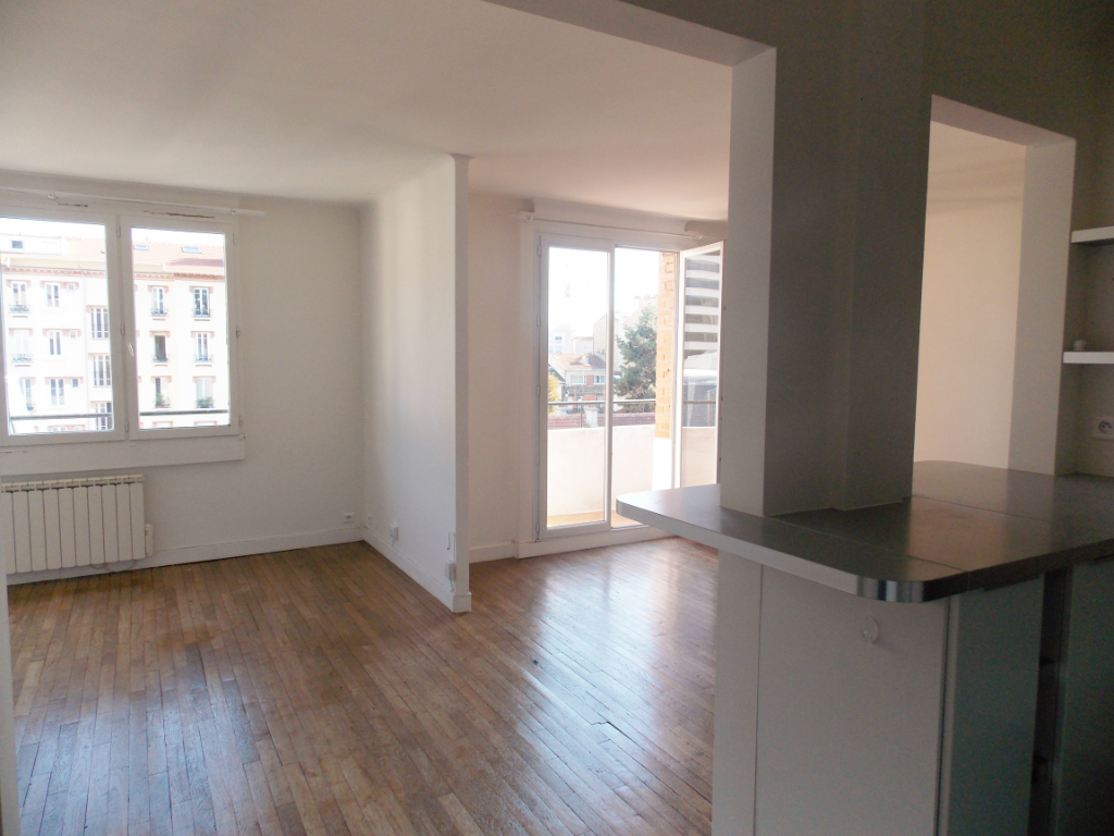Appartement Puteaux 2 pièce(s)  47.53m2
