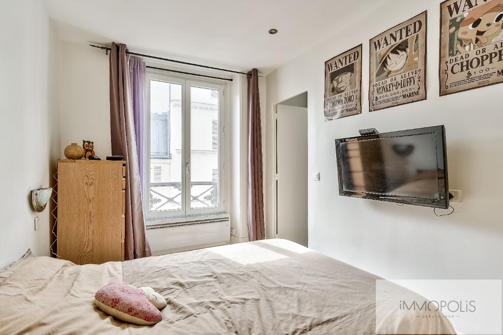Vente Appartement de 2 pièces 35 m² - PARIS 75018   IMMOPOLIS RAMEY - AR photo3